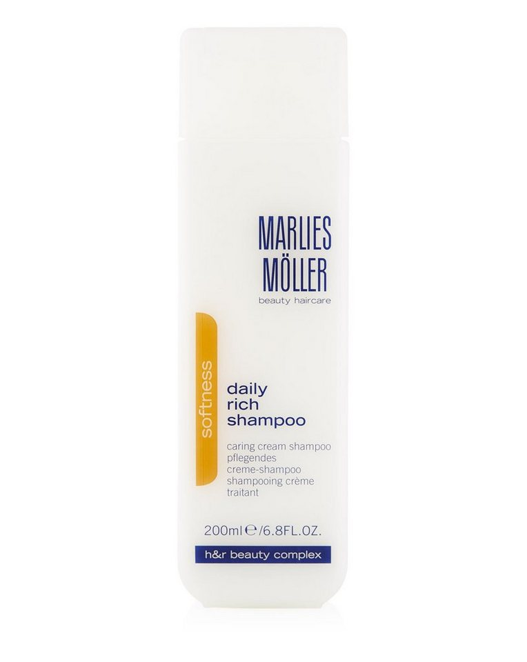 Marlies Möller Shampoo »Essential Cleansing Daily Rich«