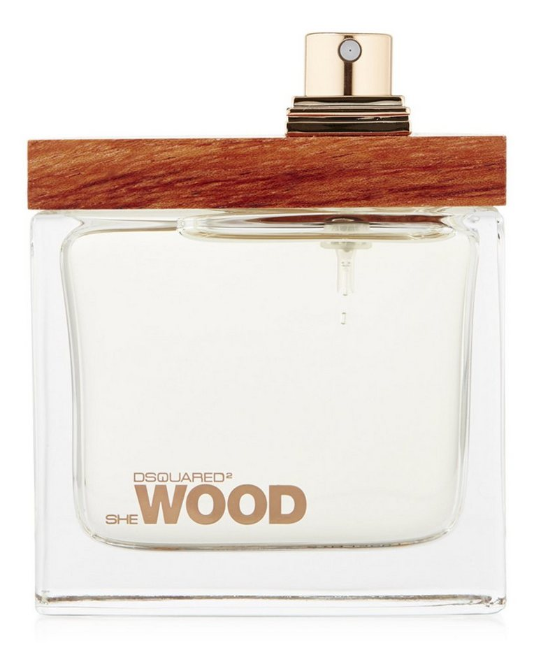 Dsquared2 Eau de Parfum »She Wood Velvet Forest Wood«