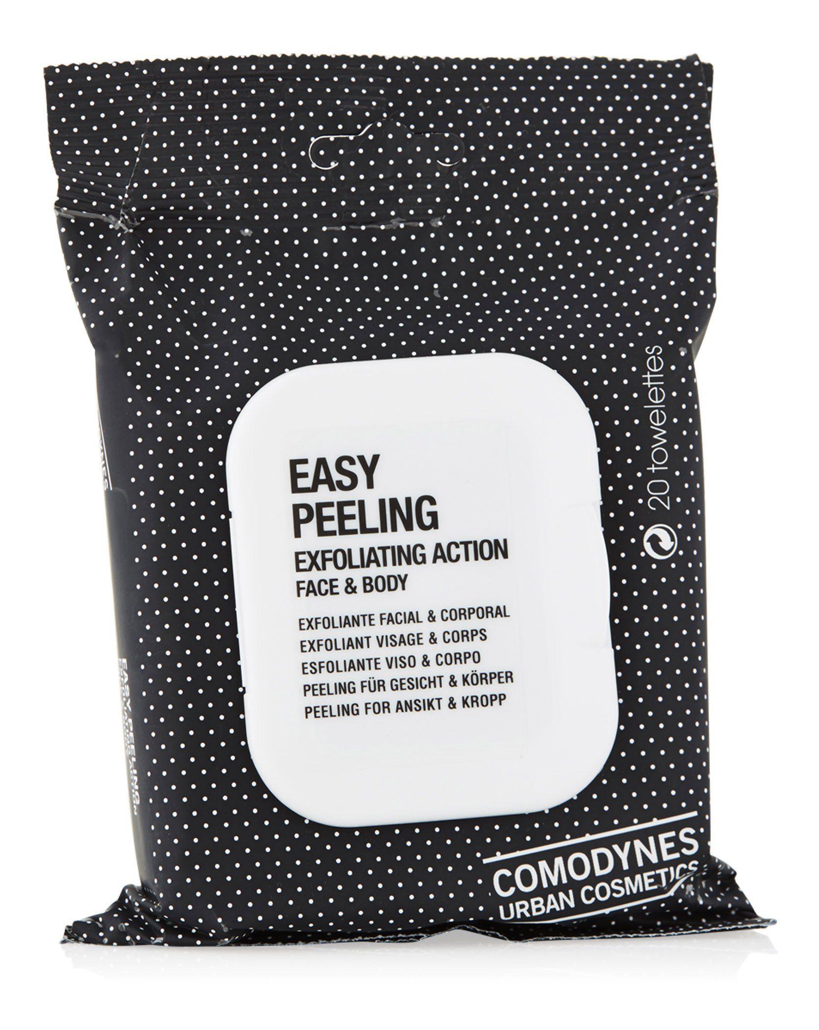 Comodynes Reinigungstuch »Easy Peeling Face & Body«