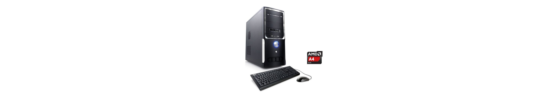 CSL Office PC | AMD A4-5300 | Radeon HD 7480D | 8 GB RAM | WLAN »Sprint T2419 Windows 10 Pro«