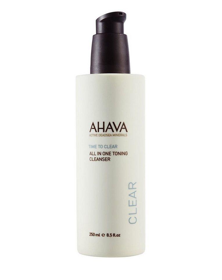 Ahava Reinigungslotion »All in 1 Toning Cleanser«