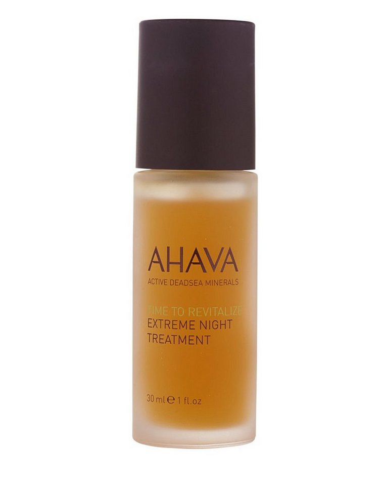 Ahava Gesichtspflege »Extreme Night Treatment«
