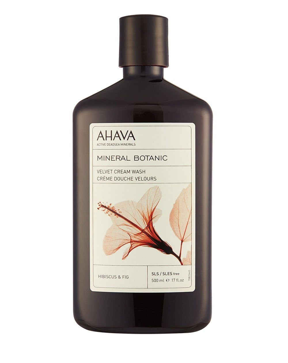 Ahava Cremedusche »Mineral Botanic Velvet Cream Wash Hibiskus & Feige«