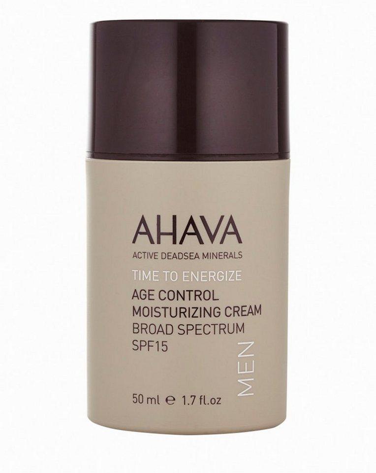 Ahava Gesichtsfluid »Age Control Moisturizing Cream SPF 15«