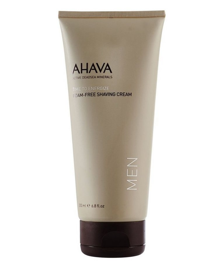 Ahava Rasiercreme »Foam Free Shaving Cream«