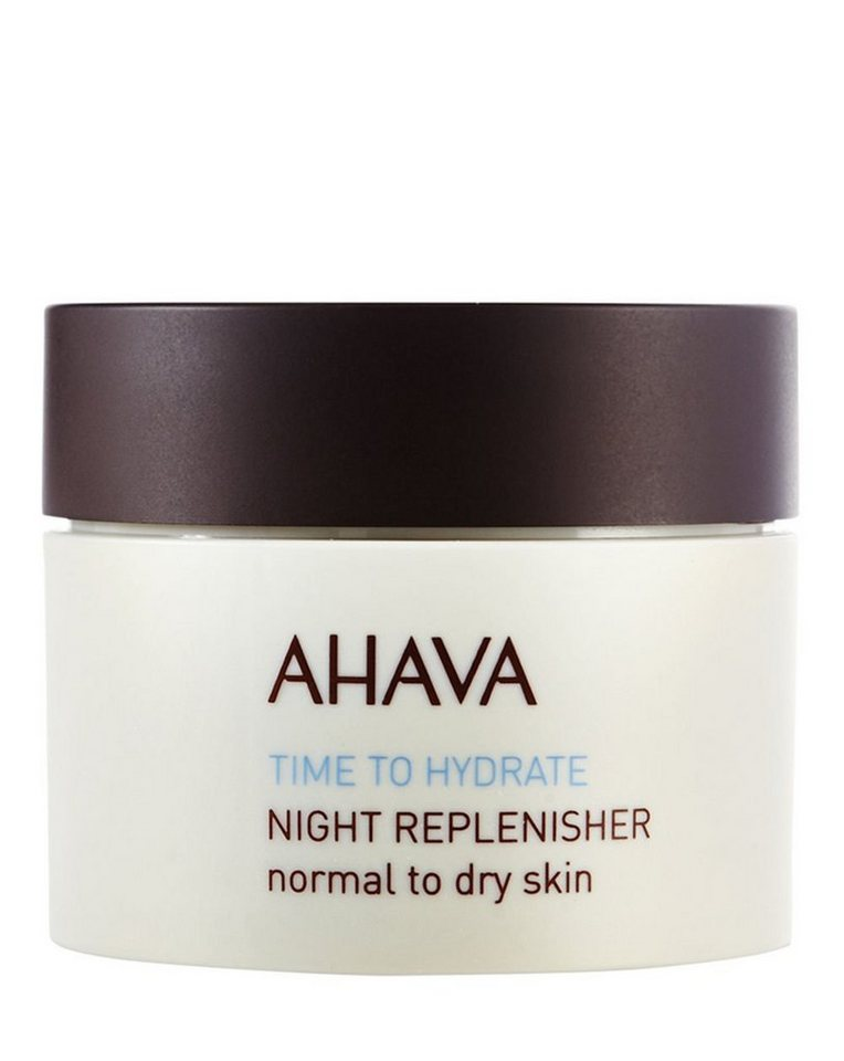 Ahava Nachtpflege »Night Replenisher«