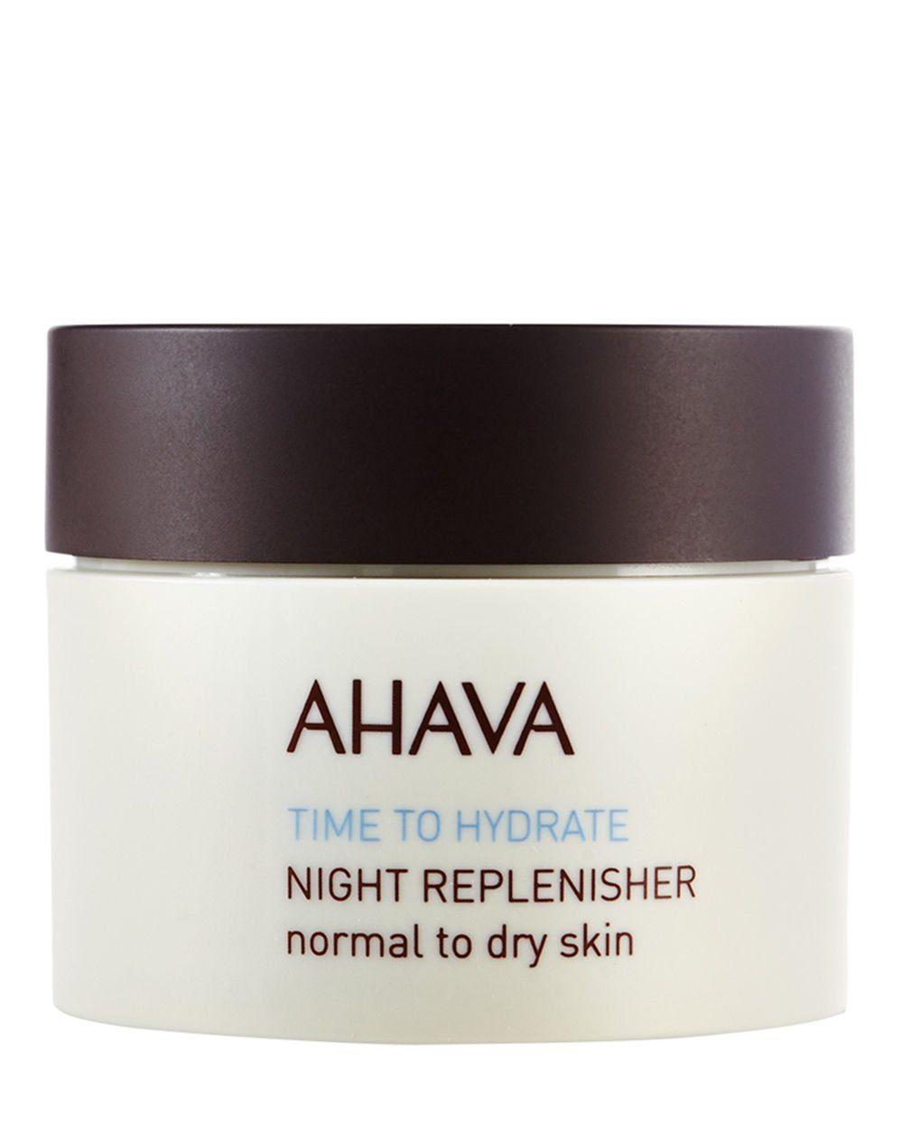 Ahava Nachtpflege »Night Replenisher Normale/Trockene Haut«