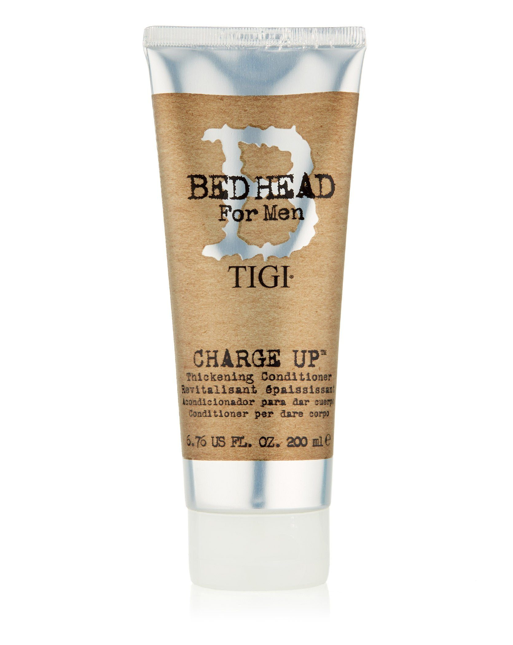TIGI Conditioner »Bed Head For Men Charge Up Thickening Conditioner«