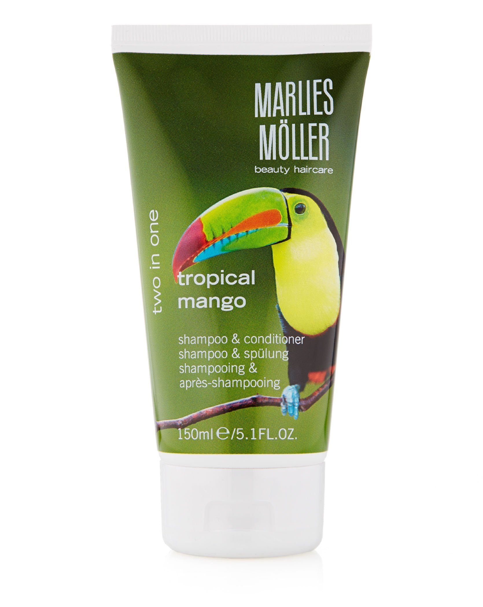 Marlies Möller Shampoo »Tropical Mango 2In1«