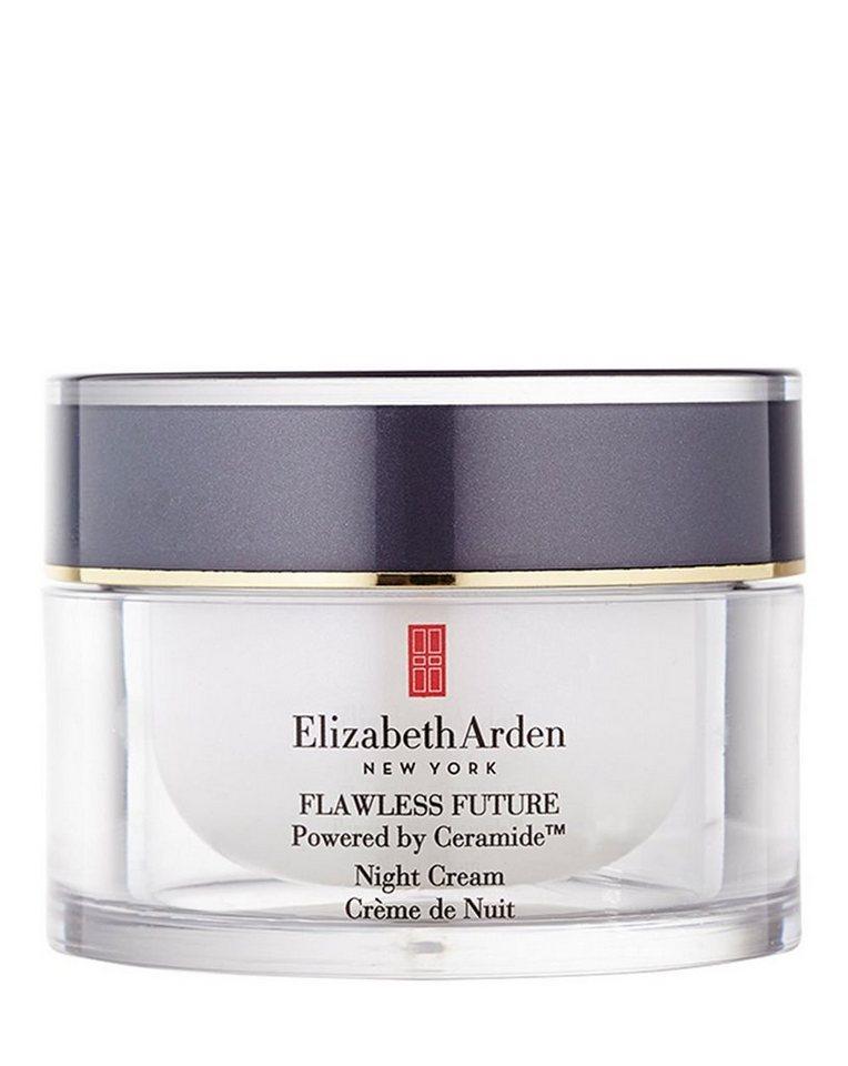 Elizabeth Arden Nachtpflege »Flawless Future Night Cream«
