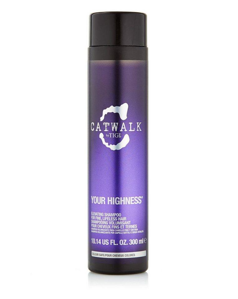 TIGI Shampoo »Catwalk Your Highness«