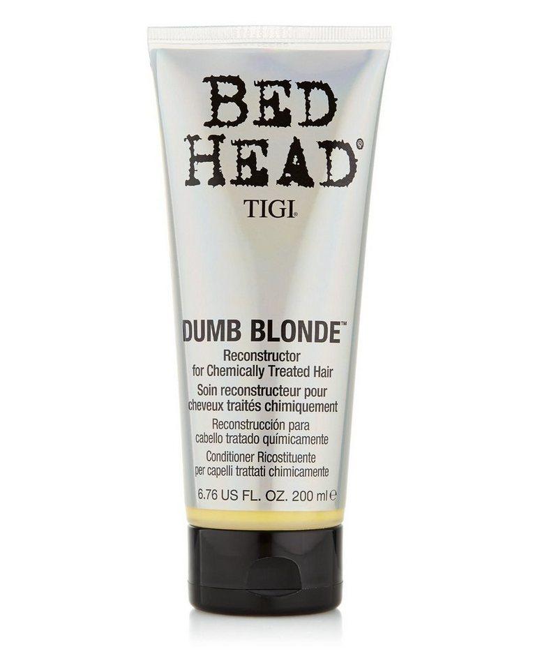 TIGI Haarmaske »Bed Head Dumb Blonde Reconstructor«