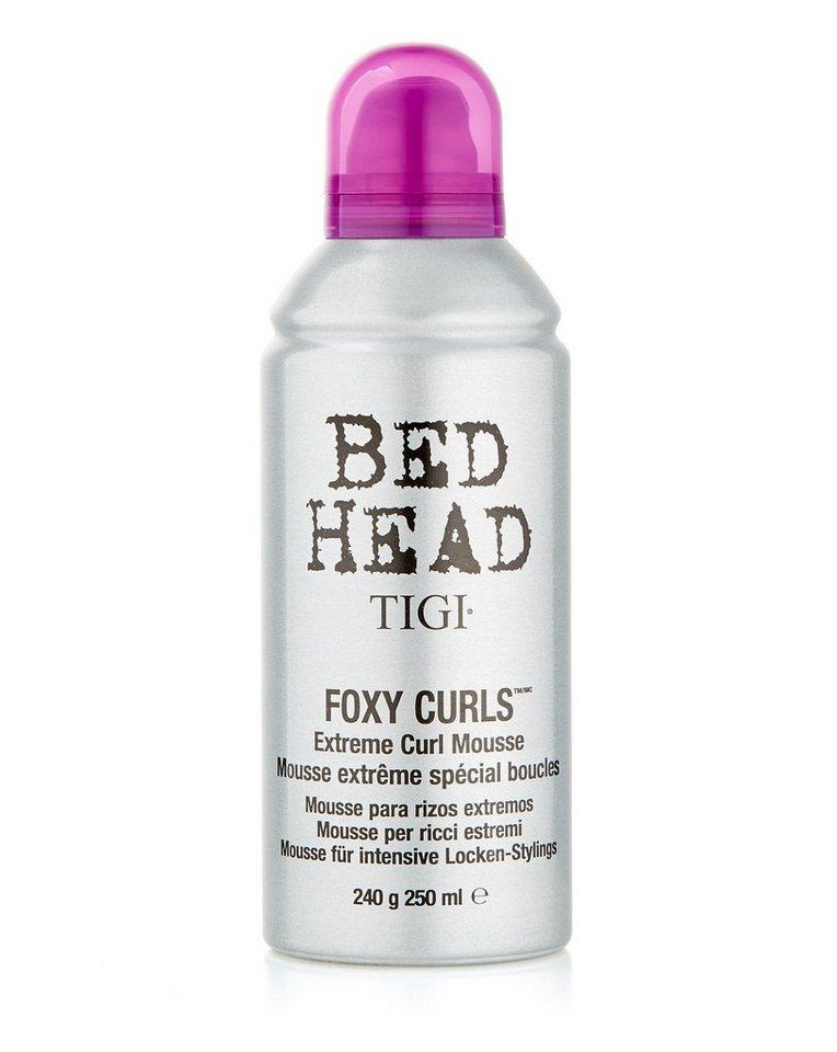 TIGI Haarpflege »Foxy Curls Extreme Curl Mousse«