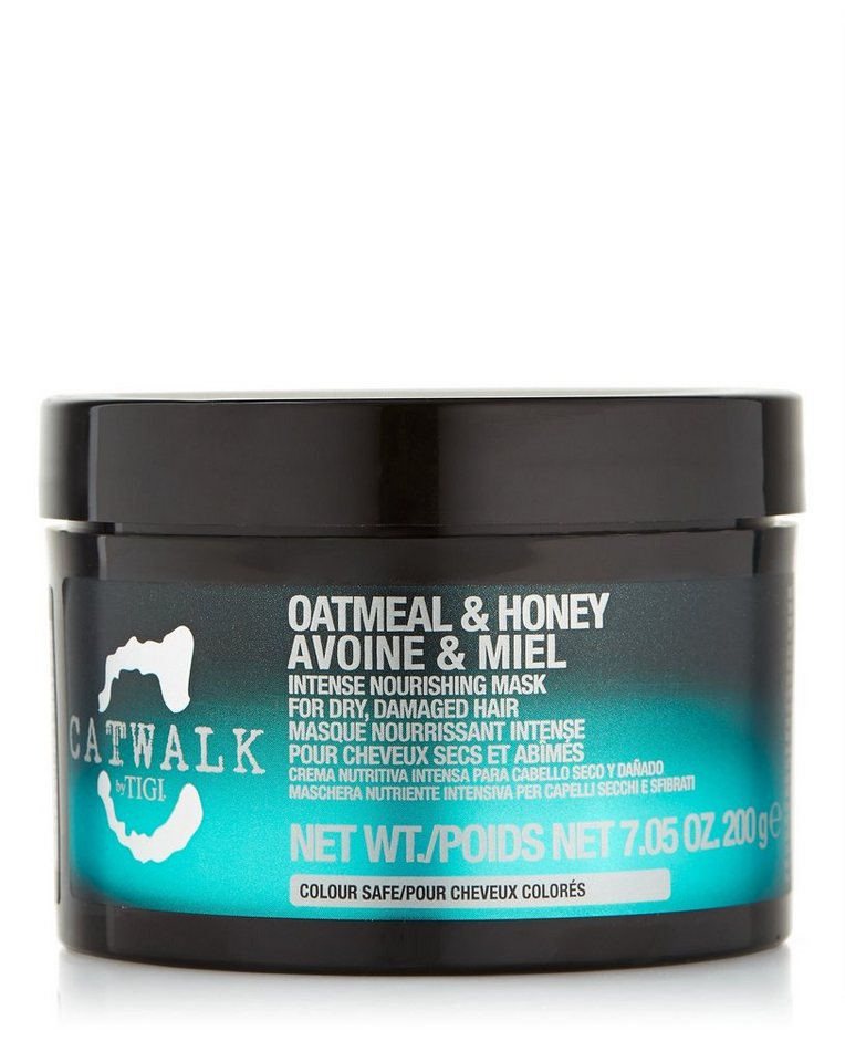 TIGI Haarmaske »Catwalk Oatmeal & Honey«