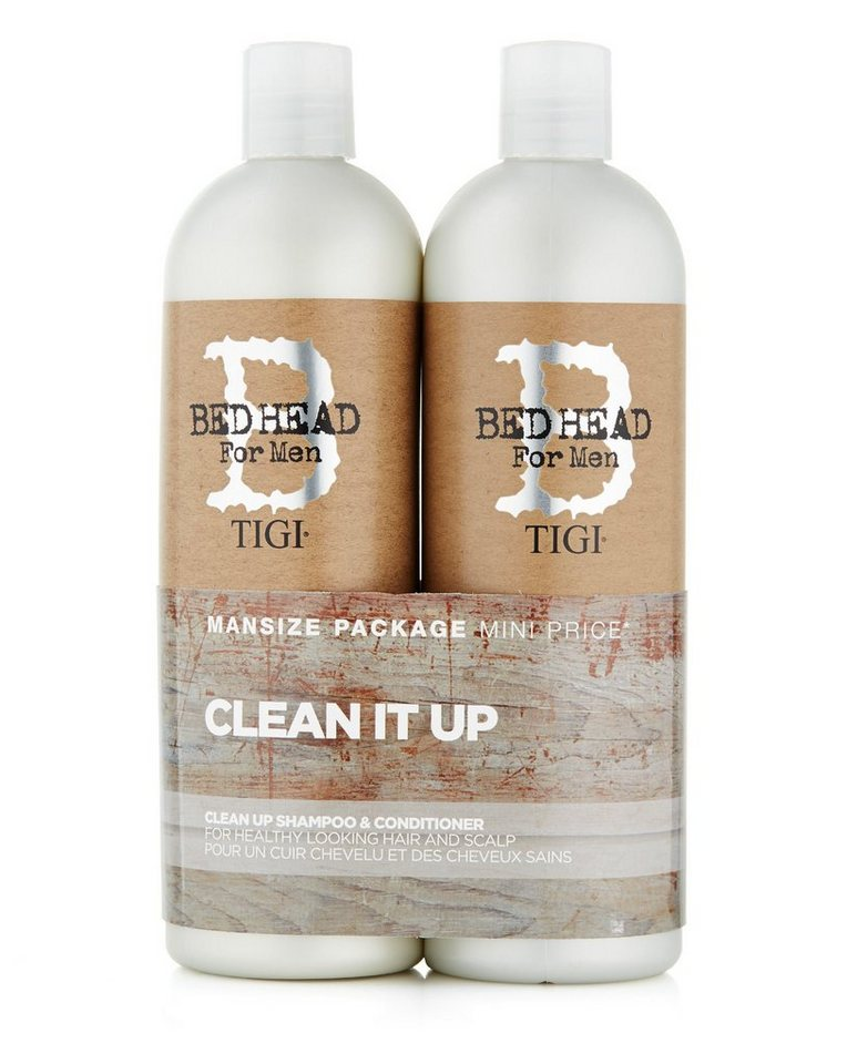 TIGI Haarpflege-Set »Clean Up Tween Duo«