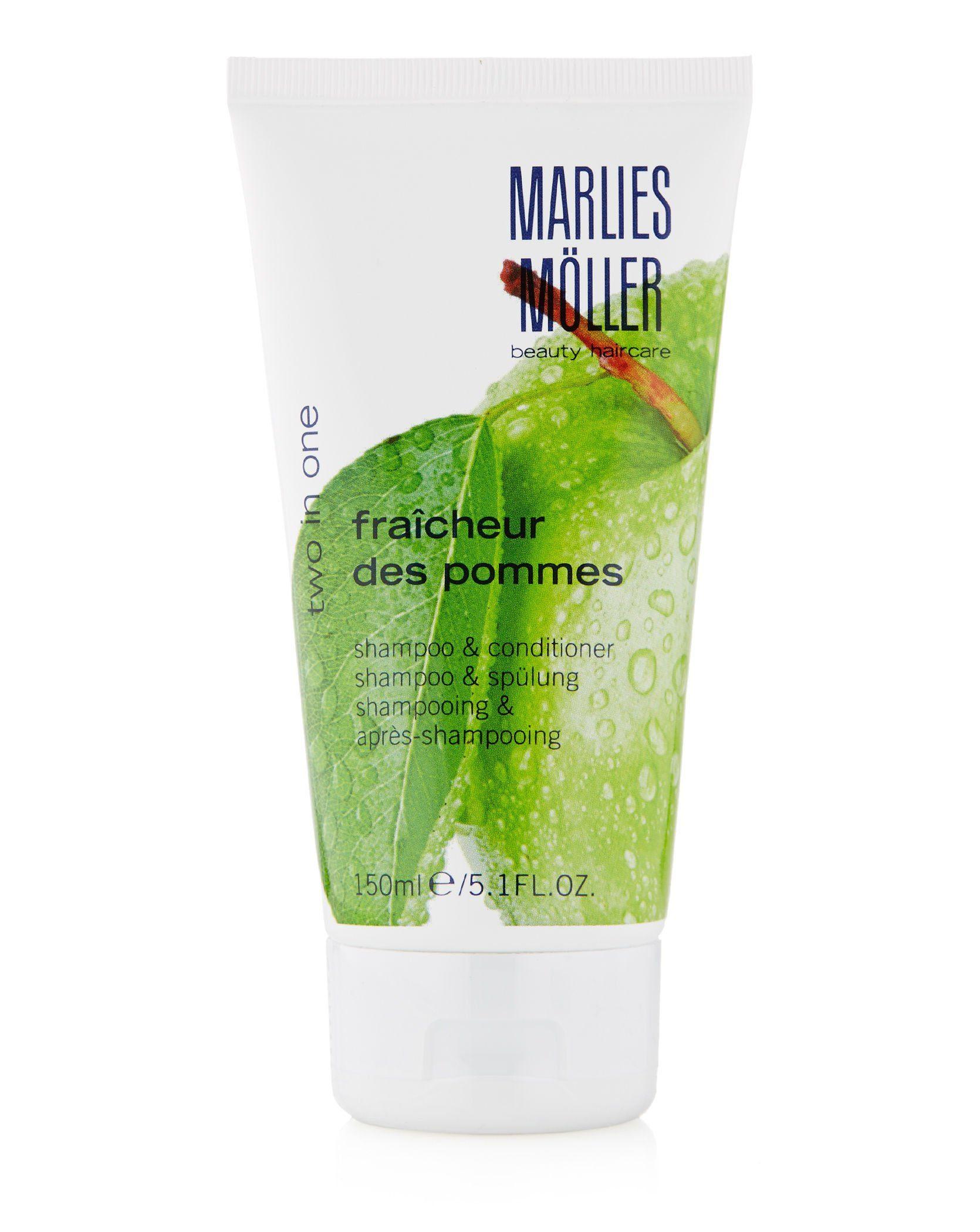 Marlies Möller Shampoo »Fraicheur Des Pommes 2In1«