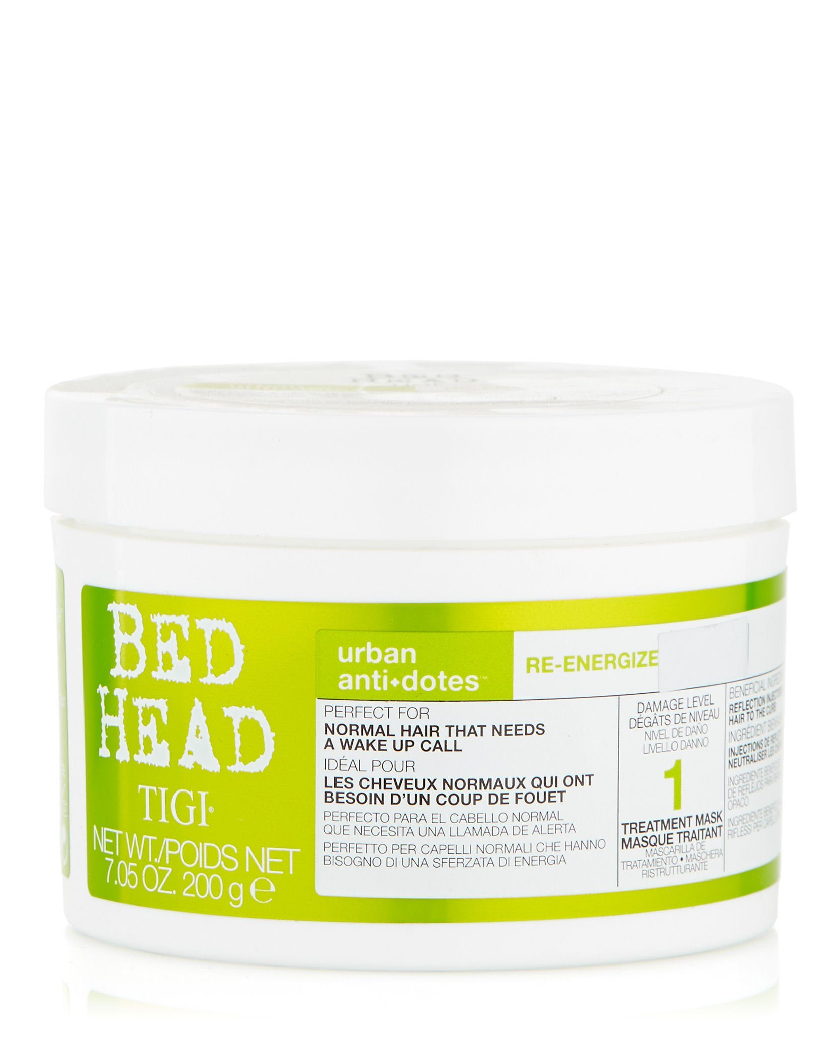 TIGI Haarmaske »Re-Energize Treatment Mask«