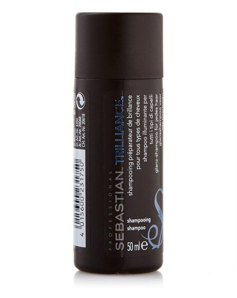 Sebastian Professional Shampoo »Trilliance«