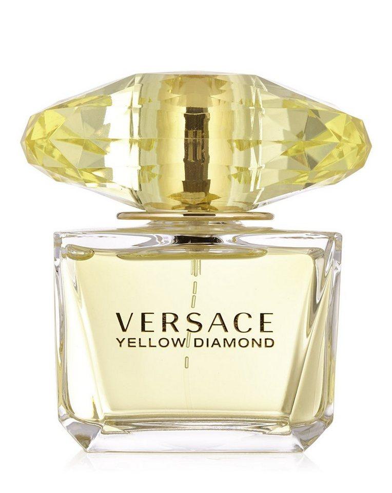 Versace Eau de Toilette »Yellow Diamond«