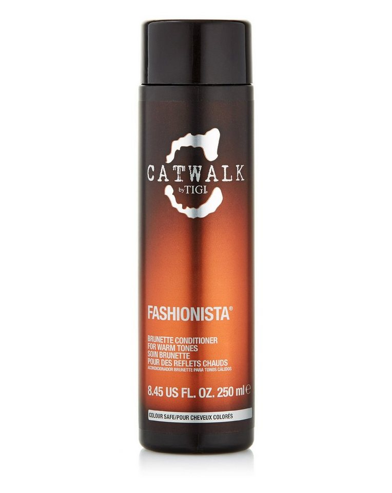TIGI Conditioner »CATWALK Fashionista Brunette Conditioner Retail«