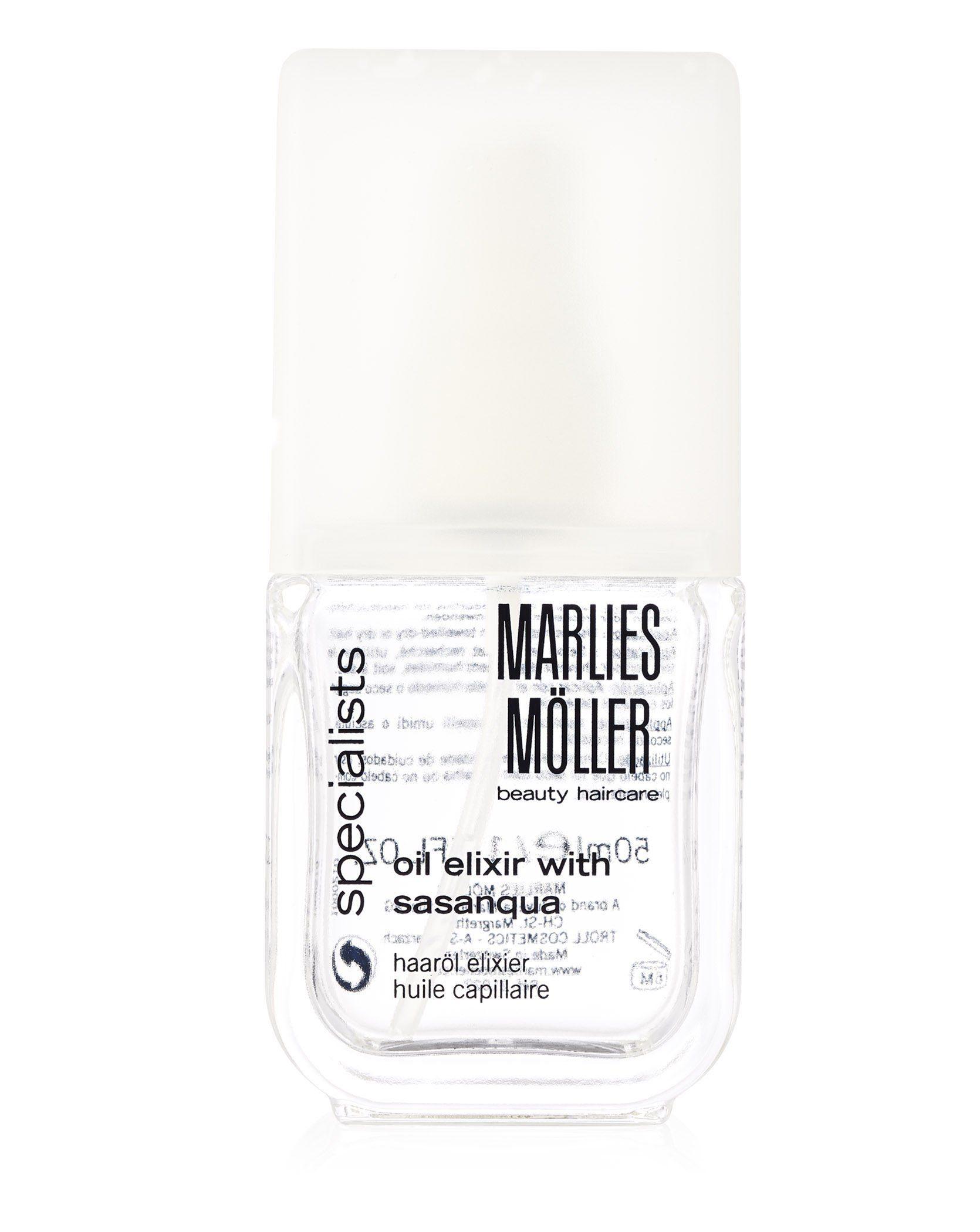 Marlies Möller Haaröl »Oil Elixir Sasanqua«