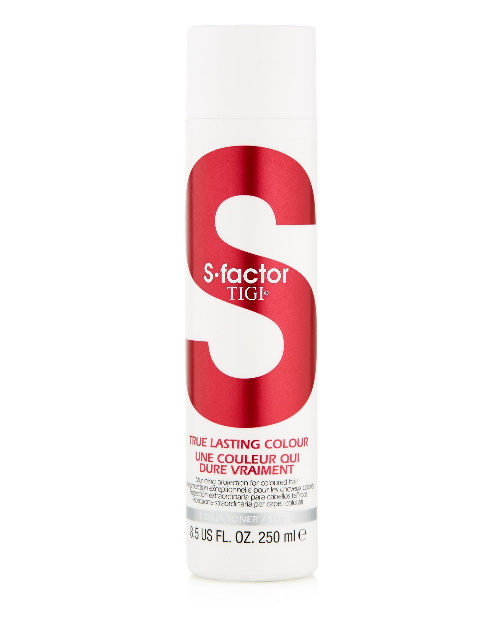 TIGI Conditioner »S-Factor Shampoo & Pflege«