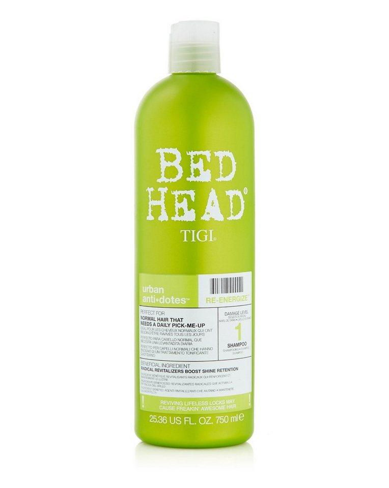 TIGI Shampoo »Bed Head Re-Energize«
