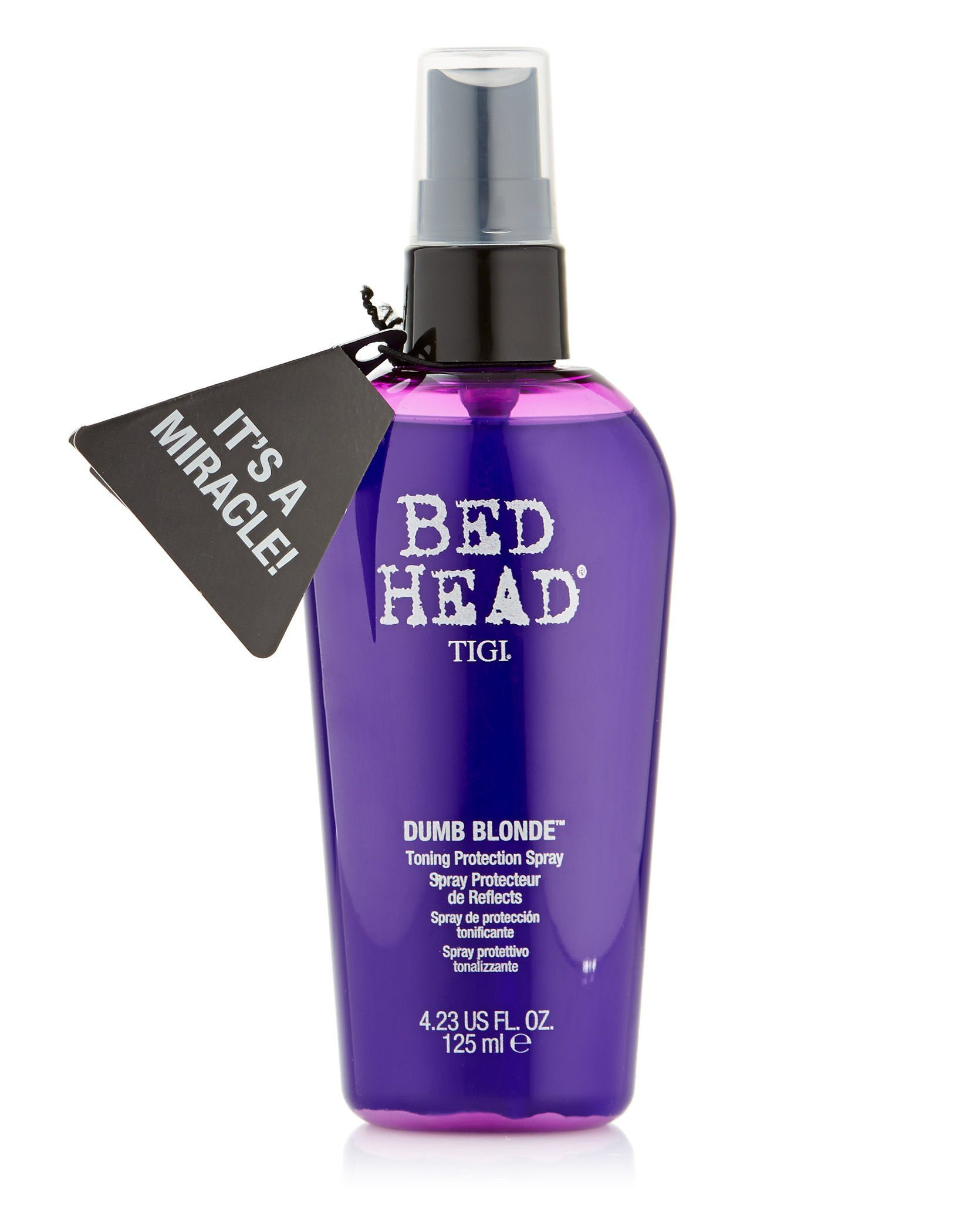 TIGI Hitzeschutzspray »Dumb Blonde Toning Protection Spray«