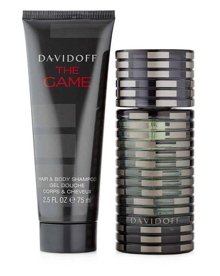 Davidoff Parfum-Set »The Game«