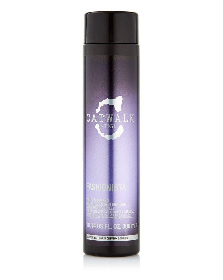 TIGI Shampoo »CATWALK Fashionista Violet«