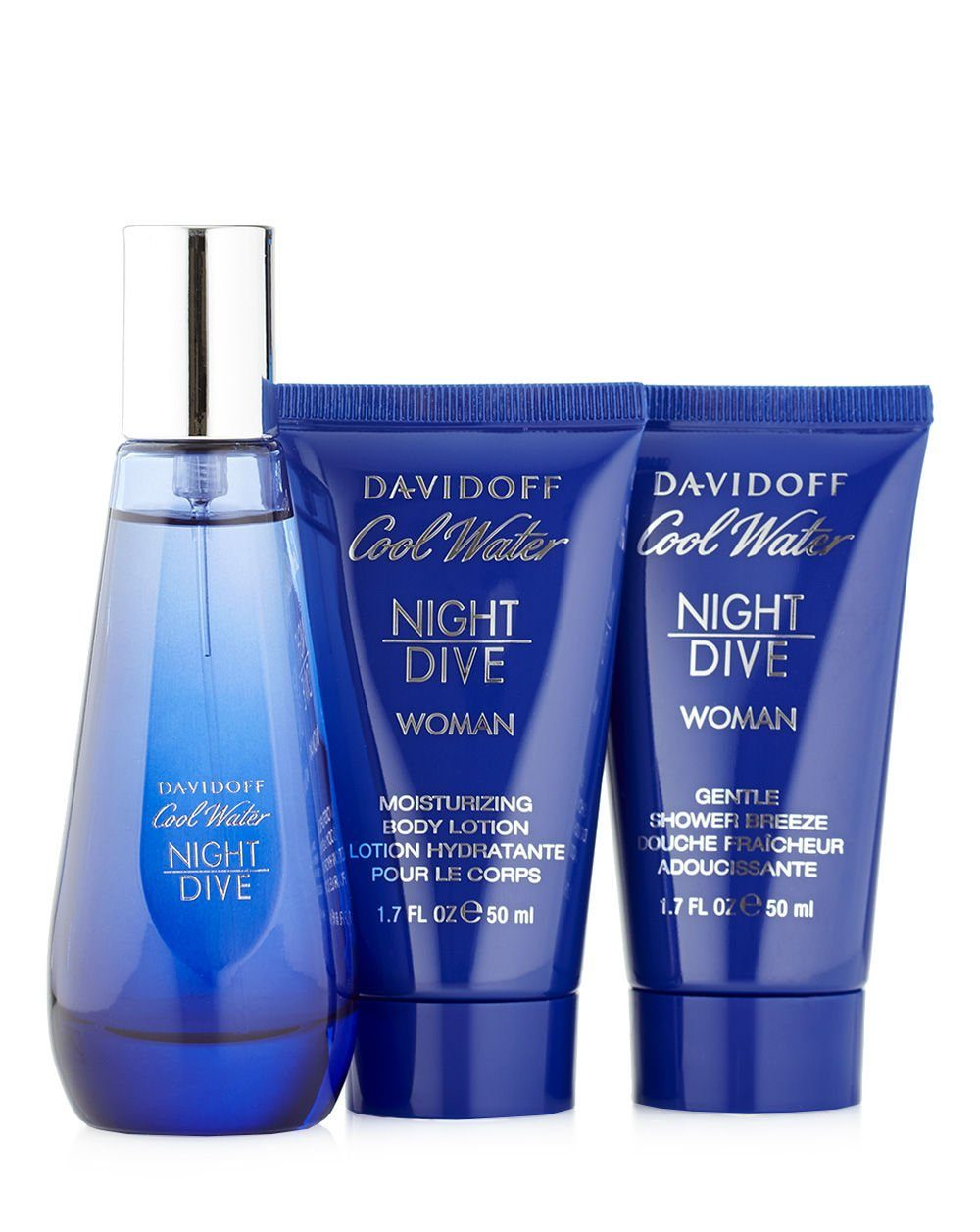 Davidoff Parfum-Set »Cool Water Night Dive Woman«