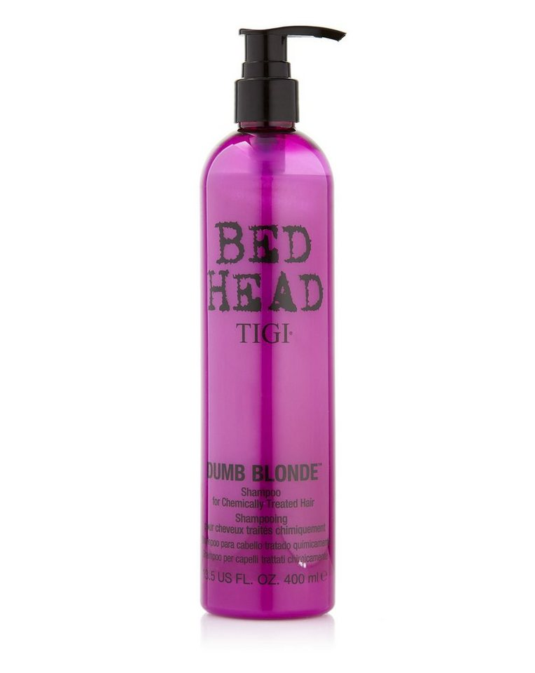 TIGI Shampoo »Bed Head Dumb Blonde«