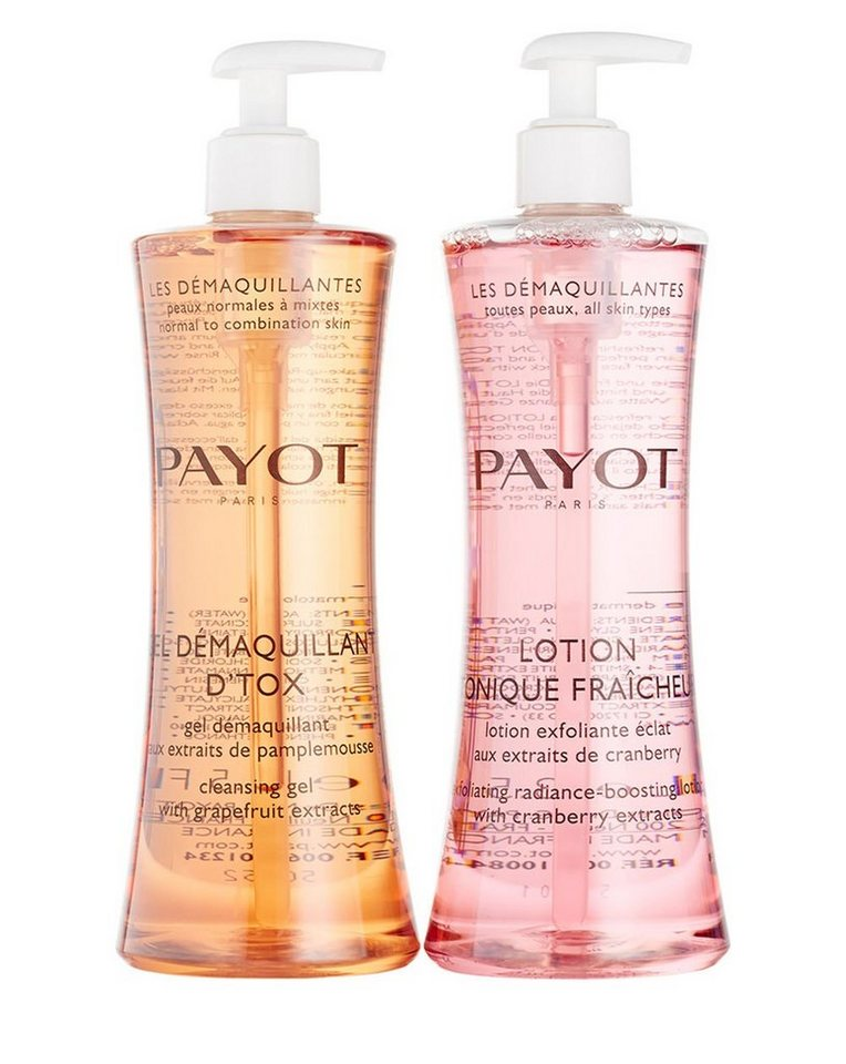 Payot Pflegeset »Duo Démaquillant D'Tox«