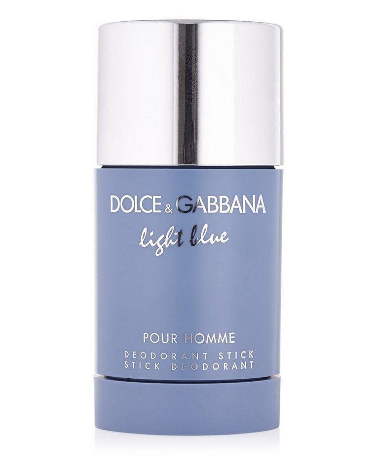 DOLCE&GABBANA Deo-Stick »Dolce & Gabbana Light Blue Pour Homme«