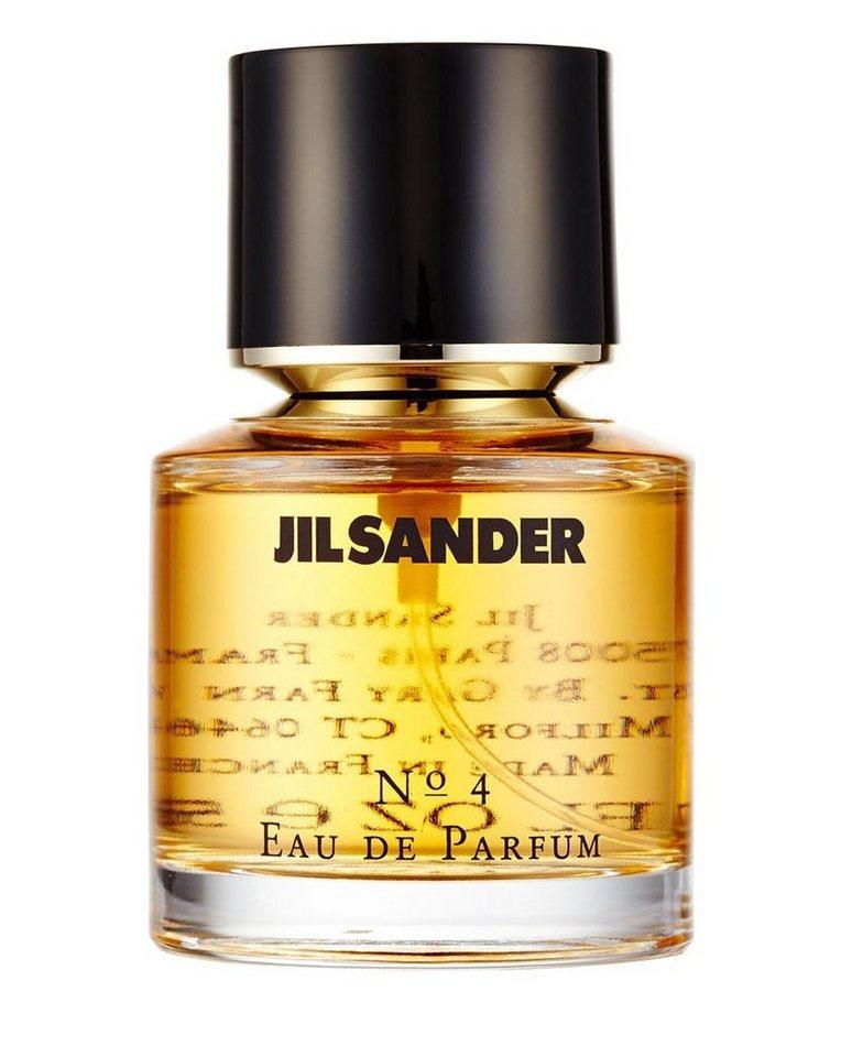 Jil Sander Eau de Parfum »No.4«