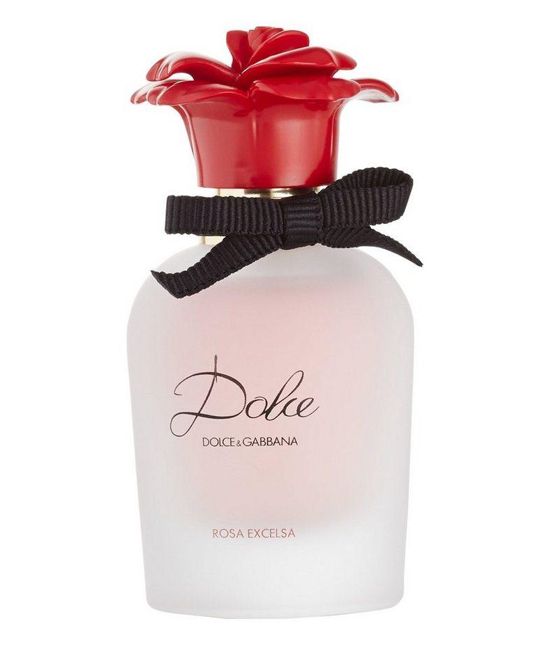DOLCE&GABBANA Eau de Parfum »Dolce Rosa«