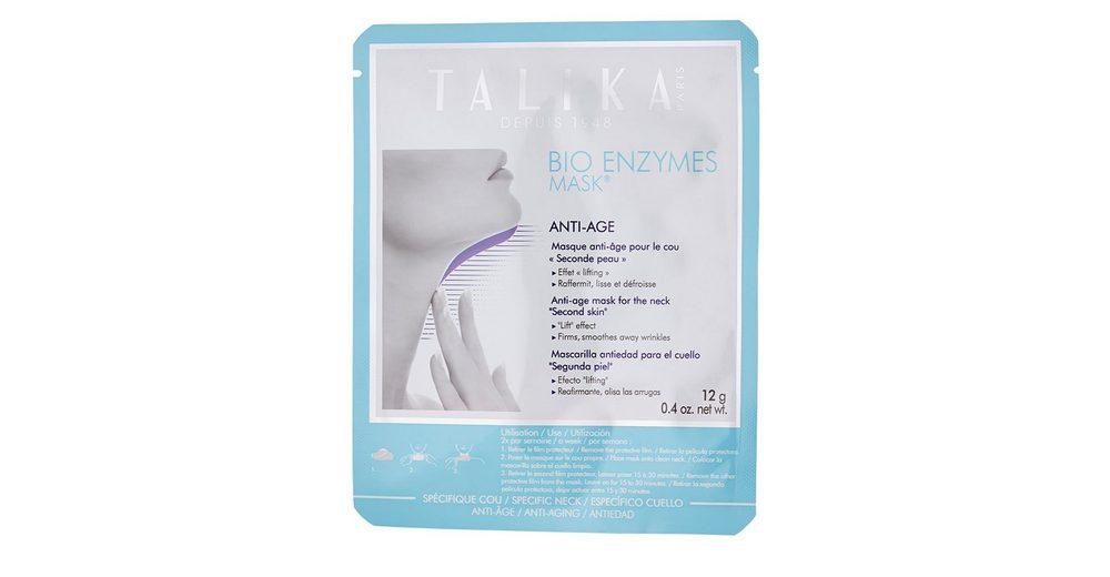Talika Hals- und Dekolletépflege »Bio Enzymes Mask Neck«