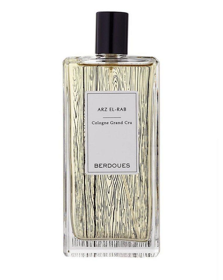 Berdoues Eau de Parfum »Cologne Grands Crus Arz El-Rab«