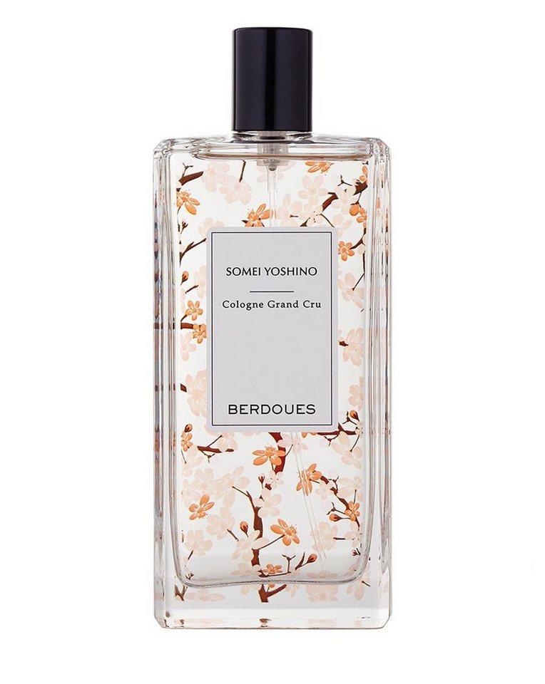 Berdoues Eau de Parfum »Cologne Grands Crus Somei Yoshino«