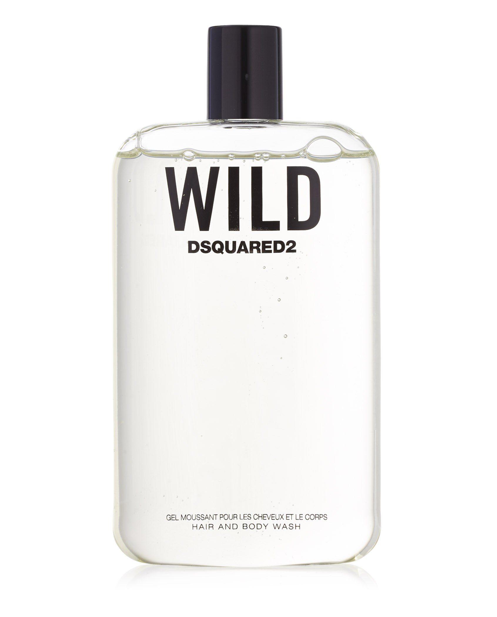Dsquared2 Haar- und Duschgel »Wild«