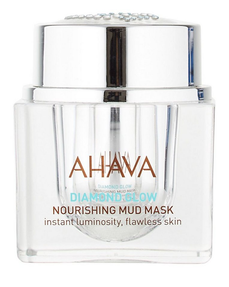 Ahava Gesichtsmaske »Diamond Glow Mud Mask«