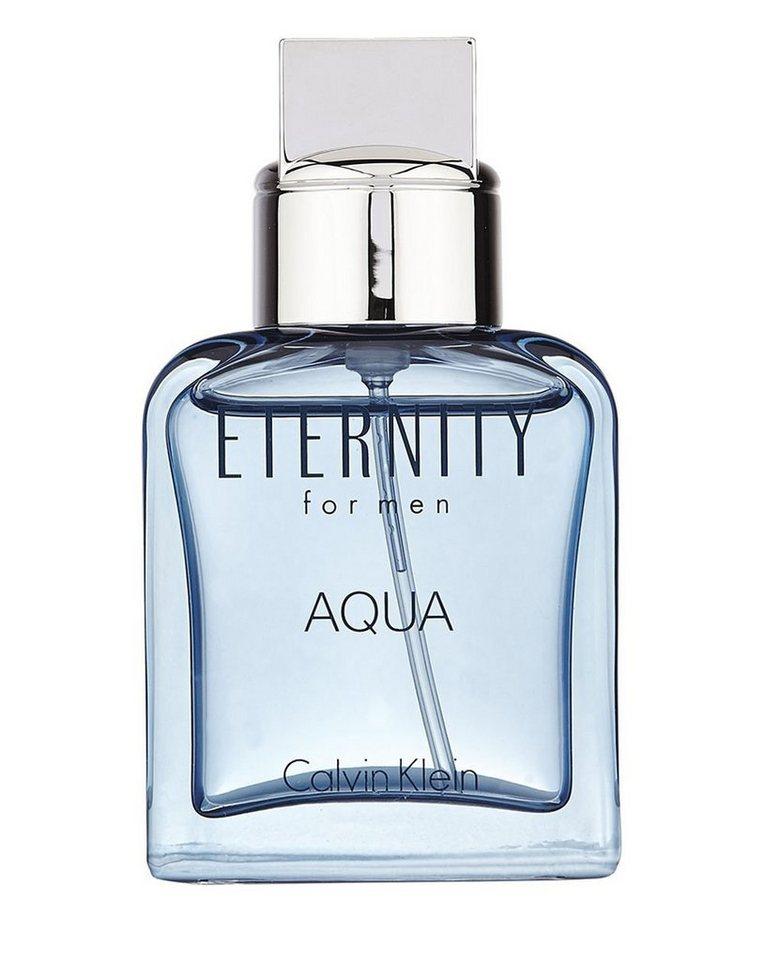 Calvin Klein Eau de Toilette »Eternity Aqua«