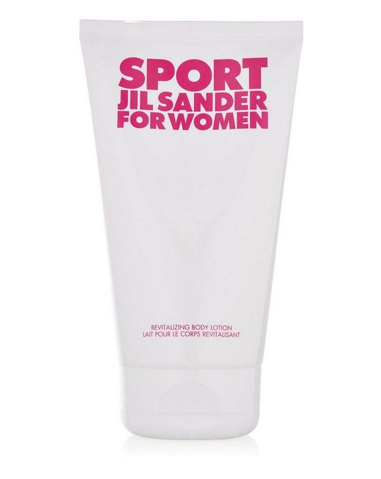 Jil Sander Bodylotion »Sport For Women«