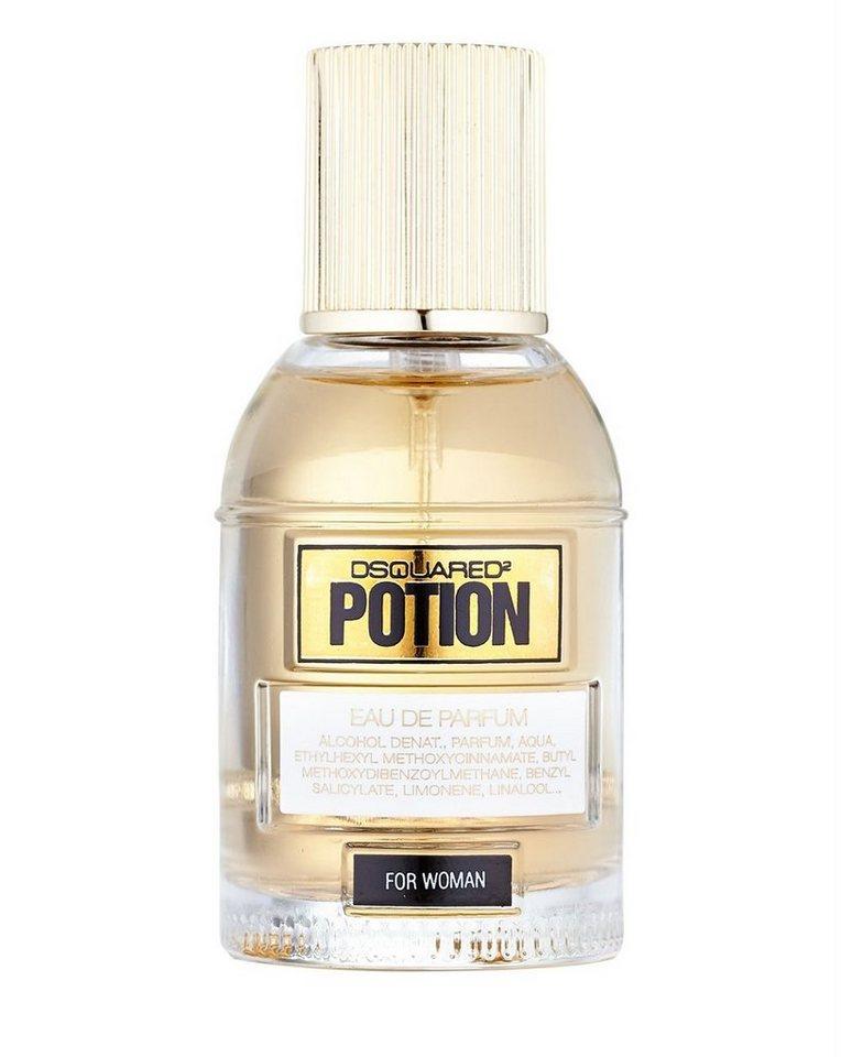 Dsquared2 Eau de Parfum »Potion For Women«