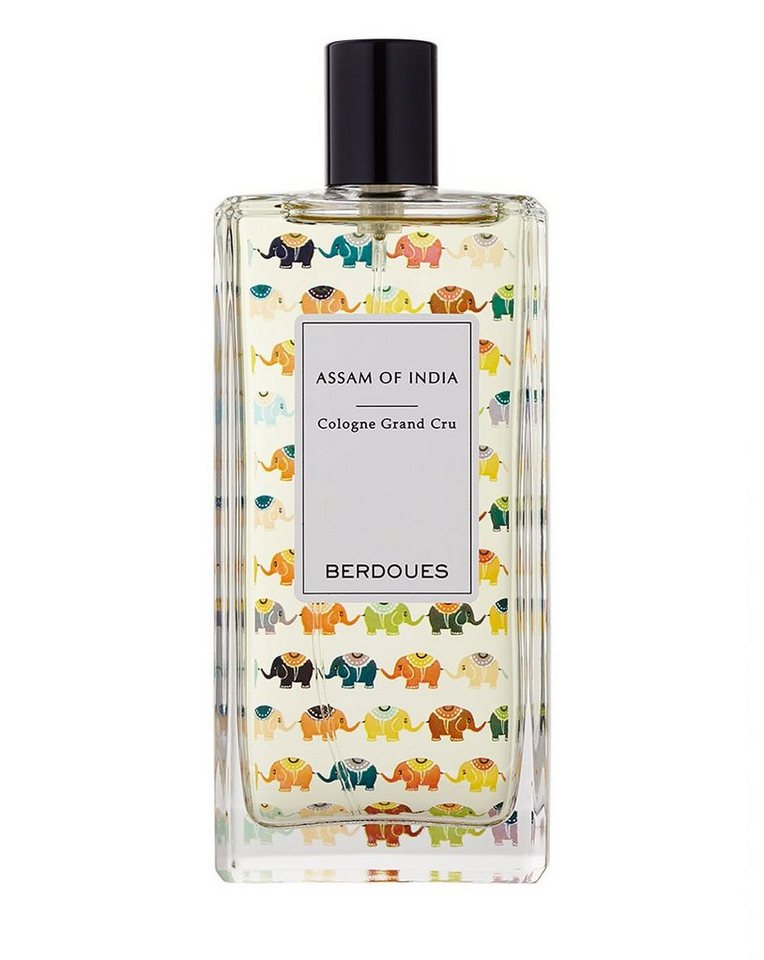 Berdoues Eau de Parfum »Cologne Grands Crus Assam Of India«