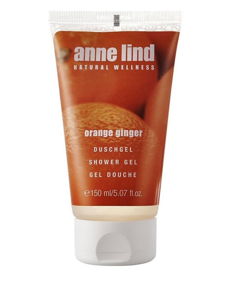 Annemarie Börlind Duschgel »ANNE LIND Orange Ginger«