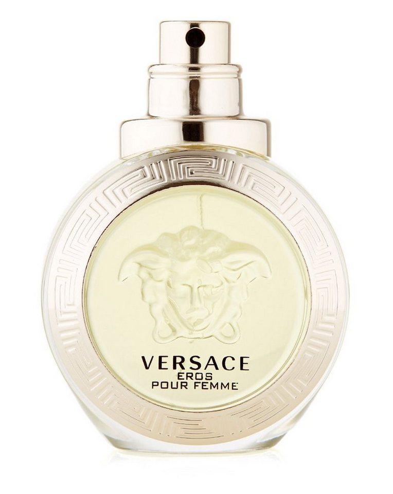 Versace Eau de Toilette »Eros pour Femme«