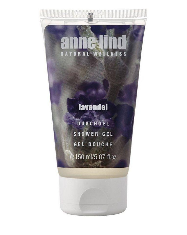 Annemarie Börlind Duschgel »Anne Lind Lavendel«