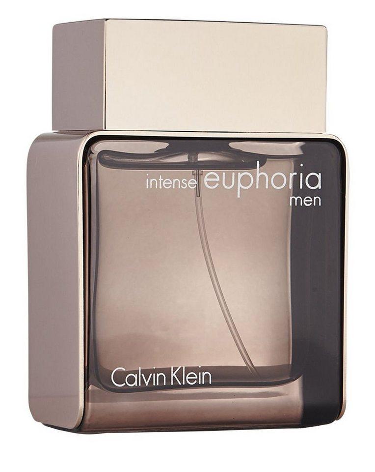 Calvin Klein Eau de Toilette »Euphoria Intense for Men«