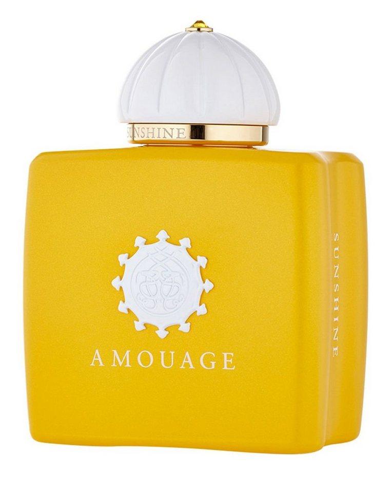 Amouage Eau de Parfum »Sunshine Woman«